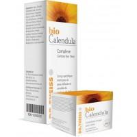 Pack Bio Calendula: Complexe Visage Anti-Rides (50ml) et Complexe Contour des Yeux en tube (15ml)