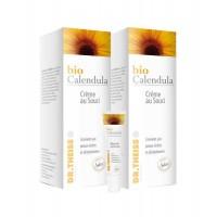 Pack Bio Calendula:  2x Crème au Souci en tube (100ml) et Baume lèvres (7ml)