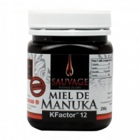 Miel de Manuka KFactor 12+ (250g) Sauvage
