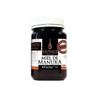 Miel de Manuka KFactor 12+ (500g) Sauvage