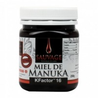 Miel de Manuka KFactor 16+ (250g) Sauvage