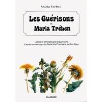 Livre Les Guérisons de Maria Treben