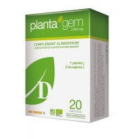 PLANTA'GEM D dépuration (20 Amp.x10ml)
