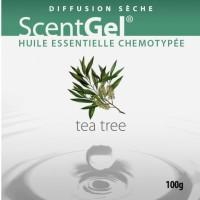 EOSTREAM Scentgel Huile Essentielle TEA TREE