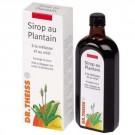SIROP AU PLANTAIN (250 ml)