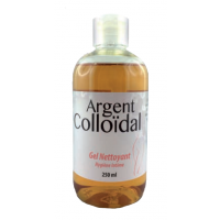 Savon Doux Hygiene Intime 250 ml Argent Colloïdal 20 ppm