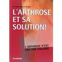Livre L'arthrose et sa solution