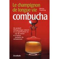 Livre Kombucha, le champignon de longue vie