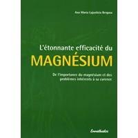 Livre Le Magnésium et la Santé