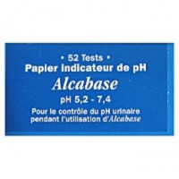Alcabase Papier Indicateur PH