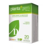 PLANTA'GEM D dépuration (20 Amp.x10ml)