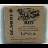 Savon Bio lavande (120gr)