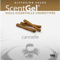 EOSTREAM Scentgel Huile Essentielle CANNELLE