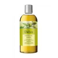 DOLIVA Shampooing Reconstruction cheveux secs et cassants (500ml)